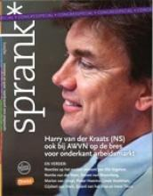 Cover Sprank juni 2013