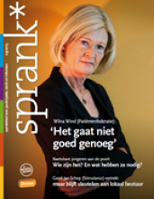 Cover Sprank april 2015