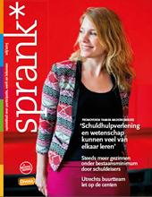 Cover Sprank nummer 6-2015