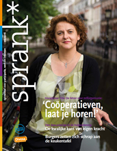 Cover Sprank juli 2016