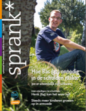 Cover Sprank nummer 6 - 2016