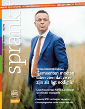 Cover Sprank nummer 9-2015