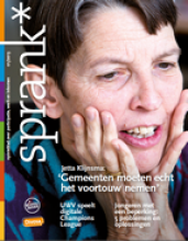 Cover Sprank januari/februari 2013