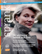Cover Sprank november 2013