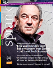 Cover Sprank januari/februari 2014
