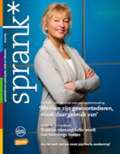 Cover Sprank januari 2015