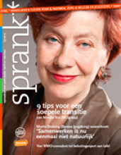 Cover Sprank december 2013