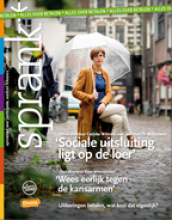 Cover Sprank oktober 2014