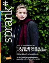 Cover Sprank februari 2018