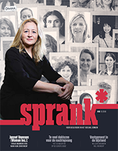 Cover Sprank december 2018