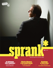 Cover Sprank april 2019